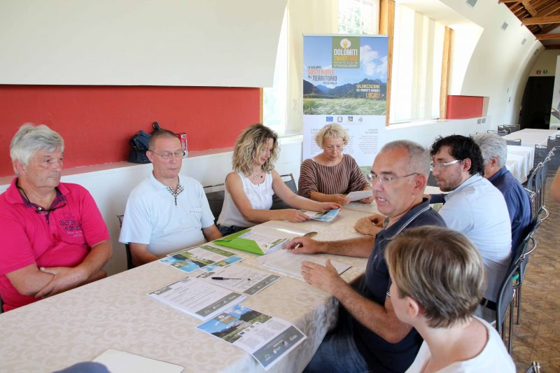 Conferenza Stampa 09/07/2017 - Presentazione Dolomiti Smart Food